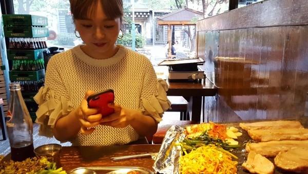アオキの初韓国旅行