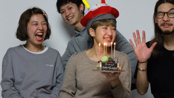 誕生日☆彡
