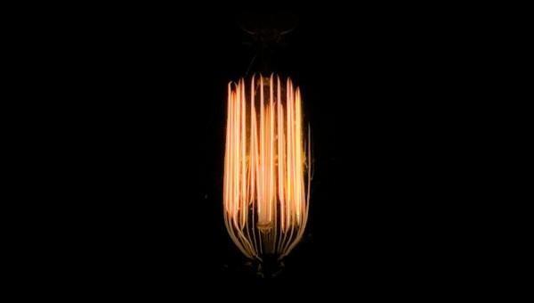 エジソンランプ。。。