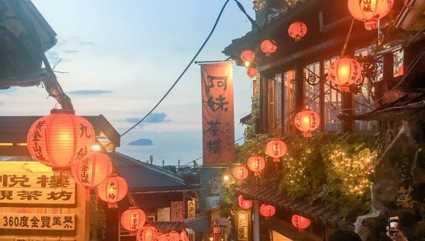 美容師の夏休みin台湾(観光編)