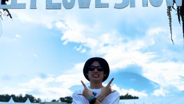 フェスの夏、日本の夏!!