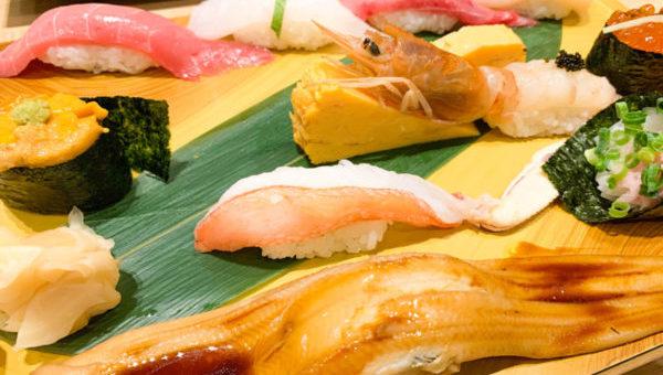 よこいの食べログ11〜ふらっと入ったお寿司屋さんが美味しかった〜