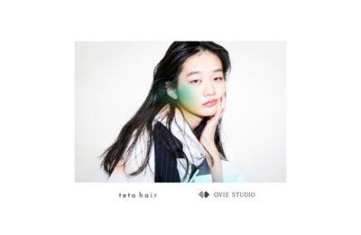 teto × OVIE STUDIO BOOK 2020 SS
