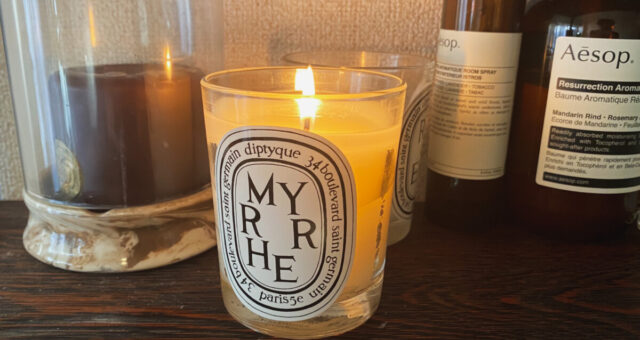 new!  home fragrance! .