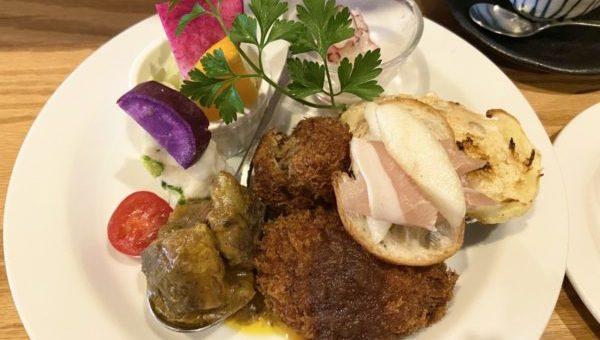 【今池駅から徒歩10分】おしゃれで美味しい洋食レストラン