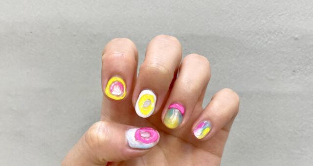 New nail…